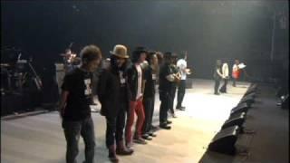 Dream Power ジョン・レノン スーパー・ライヴ 2009のフィナーレに行な...
