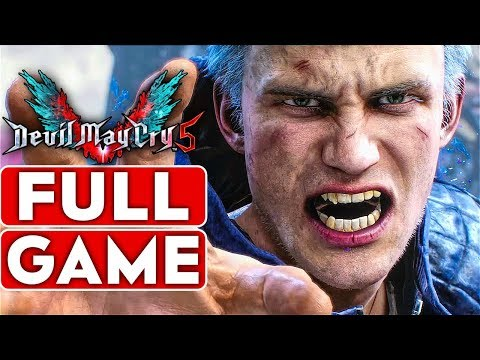 DEVIL MAY CRY 5 Gameplay Walkthrough Part 1 FULL GAME [1080p HD 60FPS] - No Commentary (DMC 5)
