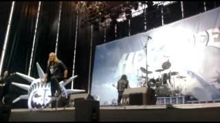 Helloween - Straight Out of Hell , Lost In America Madrid 2015