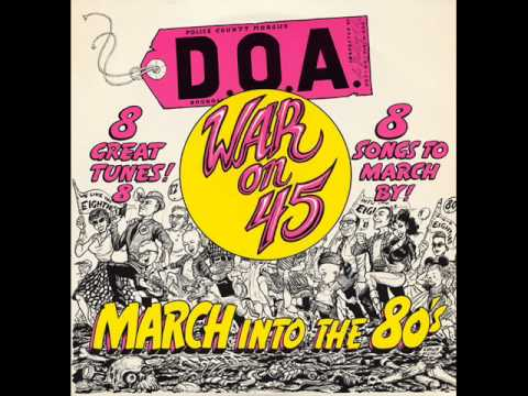 D.O.A.-I'm Right, You're Wrong