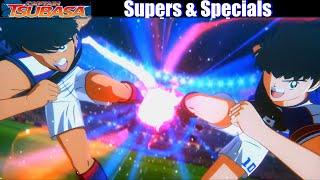 Captain Tsubasa Rise of New Champions - Super Shots  Special Moves
