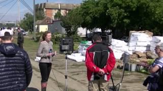 Sremska Mitrovica, vodostaj 844 - Odbrana od poplave 2