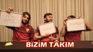 Bizim Takım: Alpaslan - Berkan - Halil   En Rüküş, En Çalışkan, En Cömert, En Cimri...
