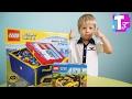 ЛЕГО СИТИ Гоночный автомобиль 60113 Сборка машин LEGO CITY Car racing #Игрушки на TUMANOV FAMILY