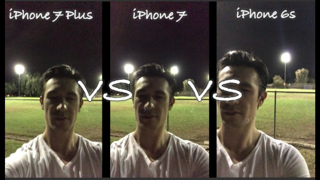 iphone 6 plus vs iphone 7 plus camera