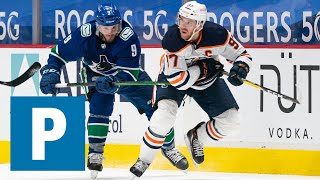 J.T. Miller and Nate Schmidt on Canucks 5-3 loss to Edmonton Oilers | The Province