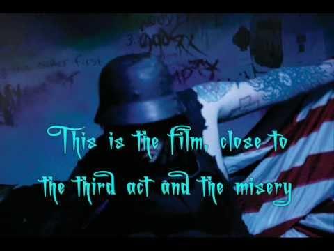 Into The Fire (Alternate Version) - Marilyn Manson [Lyrics, Video w/ pic.]