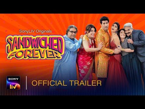 Sandwiched Forever | Official Trailer | SonyLIV Originals | 25th Dec