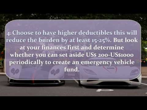 The Cheapest Car Insurance - Car Insurance Commercial