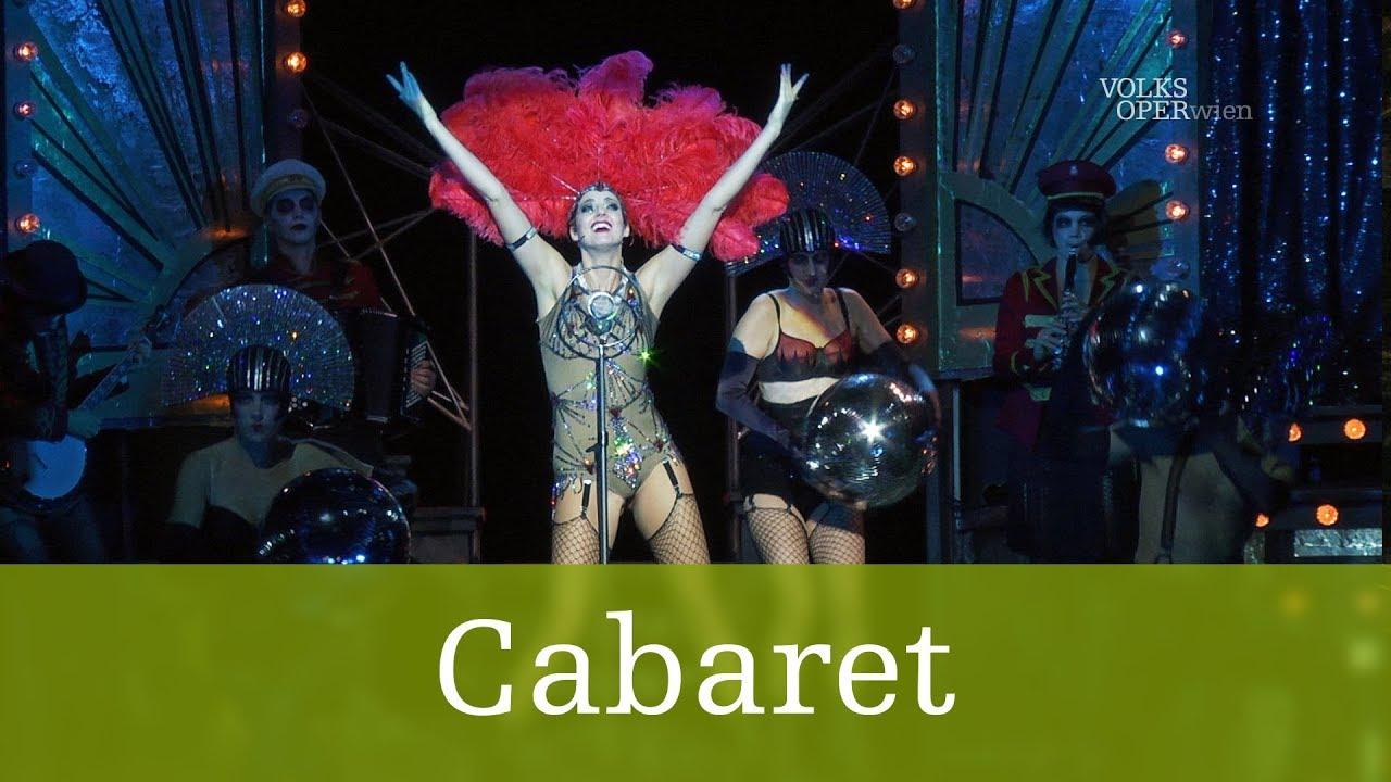 Bildergebnis für volksoper cabaret von john kander