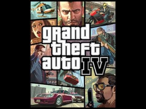 GTA 4 Crack Razor1911 + 1.0.7.0 Patch Works 100% (Grand Theft Auto IV Crack)
