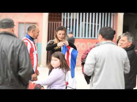 """El regreso de Angie a la Villa 31 tras su paso por """"Gran Hermano 2015"""""""