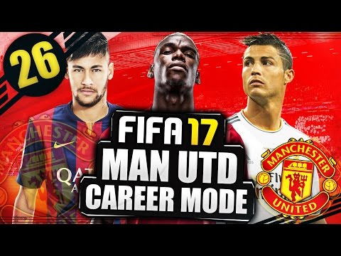 TOP GOAL SCORERS?! FIFA 17 MANCHESTER UNITED CAREER MODE #26