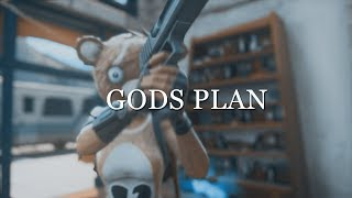 Fortnite Edit - Gods Plan (FREE Sony Vegas Project File - Clips in Desc) @Jrdn_M8 Editor Appclip pf