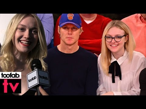 "Dakota Fanning Reacts to Her Father's ""Hot Dad"" Buzz ..."