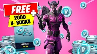 HOW TO GET *FREE* FALLEN LOVE RANGER PACK and 2000 V-BUCKS in FORTNITE BATTLE ROYALE