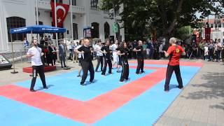 Wing Chun&Escrima - Youth Day 2018 | 19 Mayıs Wing Chun & Escrima Gösterisi