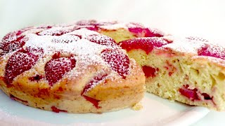 You make it in 5 minutes, perfect for breakfast and tea, wonderful cake # 287