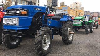 Богатый выбор тракторов от и до к осеннему сезону! Распродажа от минитрактор.укр Украина 🇺🇦(, 2018-09-29T10:26:35.000Z)