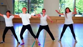 Nogle af vores elever fra CphDance ved ElStudio.dk optræder til sommerafslutningen