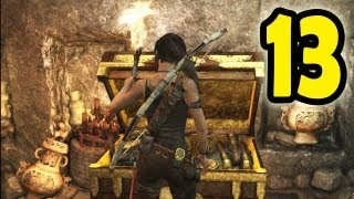 Tomb Raider 2013 - Walkthrough - Part 13 - Hall of Ascension Completed!