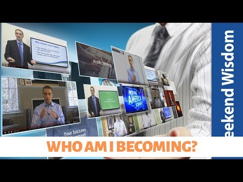 Who Am I Becoming