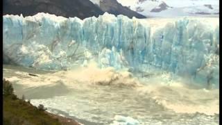 Khi núi băng tan chảy