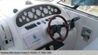 mustang 3800 Sports Cruiser