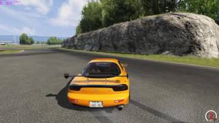 Assetto Corsa Playing w\ RX7 Tuned