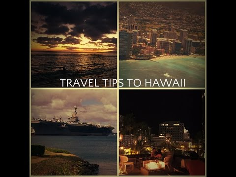 TRAVEL TIPS TO HAWAII | USA
