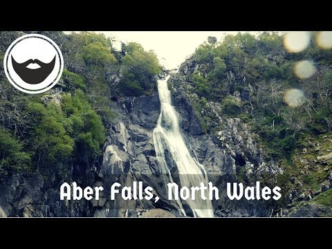 QUITE IMPRESSIVE! - Aber Falls, Abergwyngregyn, North Wales UK | Out & About - Waterfalls