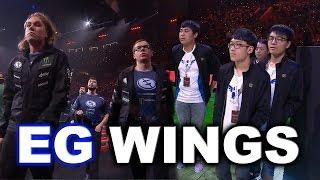 EG vs Wings - Upper Bracket Final HYPE - TI6 Dota 2