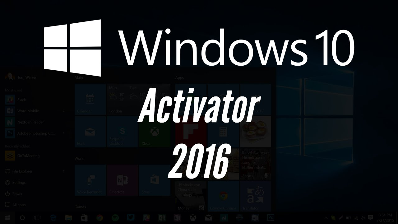 windows 10 activator  youtube