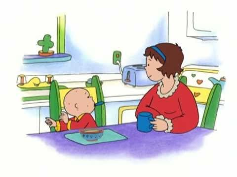 ᴴᴰ BEST ✓ Caillou  Caillou Is Sick S01E52 NEW 2017 ♥