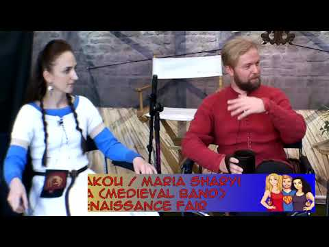The Musical Minstrels From Minsk: Stary Olsa interview on the Hangin With Web Show