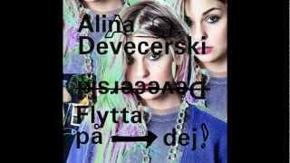 Alina Devecerski - Flytta på dej (Cavego & Herman Luca Remix)