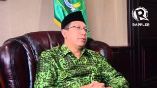 Menteri Agama bicara LGBT