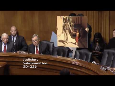 Senate Committee on the Judiciary Recognizes Veterans for American Ideals