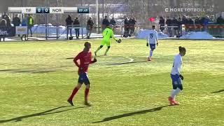 Tvååkers IF - IFK Norrköping Svenska Cupen Match 2 2018-02-24