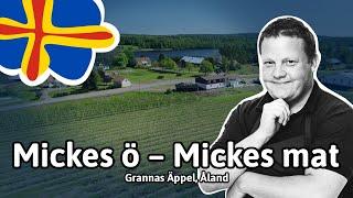 Mickes Ö - Mickes Mat: Grannas Äppel Åland