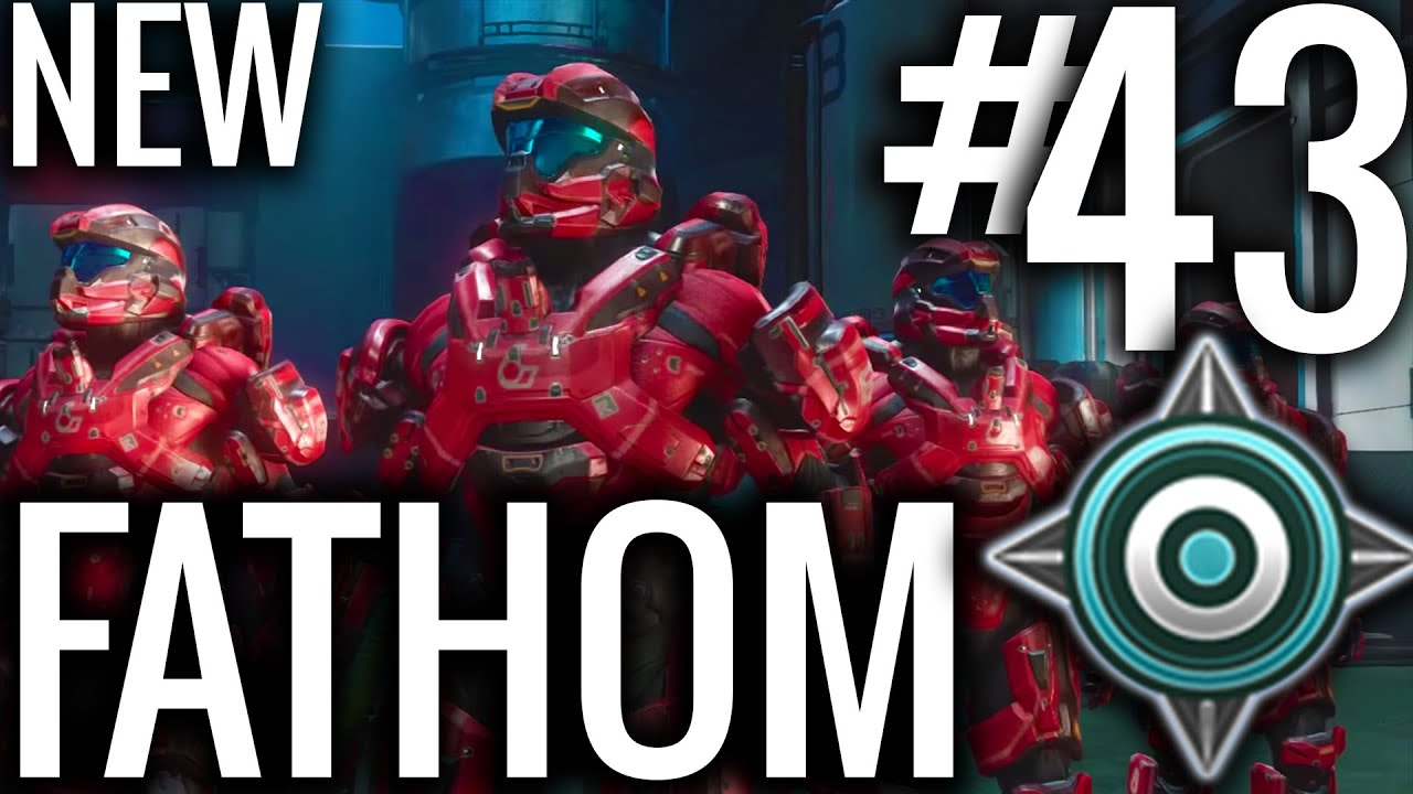 NEW Fathom Gameplay [PAX Prime] - Halo 5: Guardians Beta Gameplay