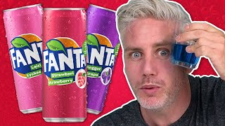 Download Irish People Try Exotic Fanta Flavours
