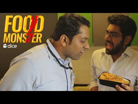 Dice Media | Food Monster - Bhukkad (feat. Dhruv Sehgal & Kartik Krishnan)