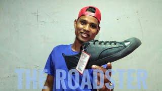 Unboxing: Black Roadster sneaker from Myntra