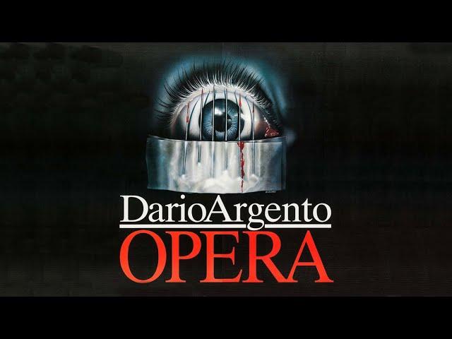 Dario Argentos TERROR IN DER OPER - Trailer (1987, Deutsch/German)