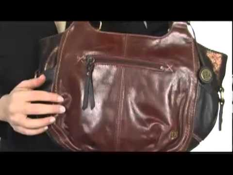 3cc7d30c30f0 The Sak Kendra Satchel SKU  8038975 - YouTube