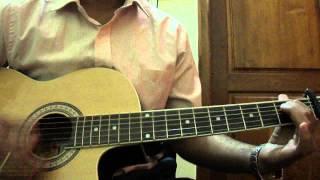 Aakaasham Maarum - Acoustic Guitar Version