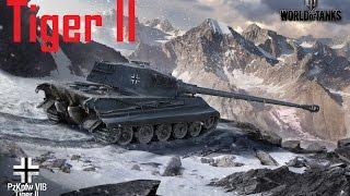 Tiger II WoT Blitz