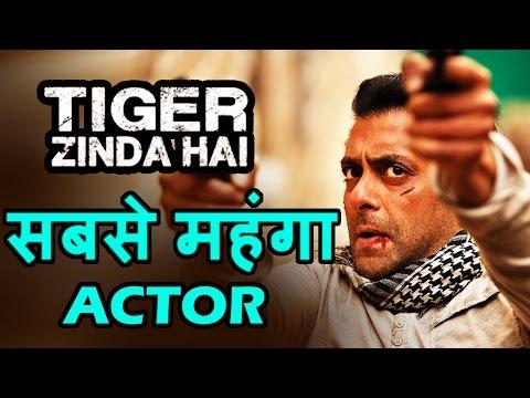Salman Khan को Tiger ZInda Hai है के लिए मिलेंगे १२५ करोड़ - सबसे मेहेंगे एक्टर thumbnail