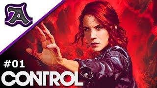 Control PS4 Pro #01 - Der Anfang - Let's Play Deutsch